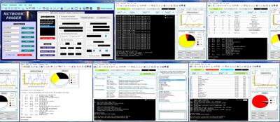 Network Pinger - Mass Pinger and Network Analysis Tool